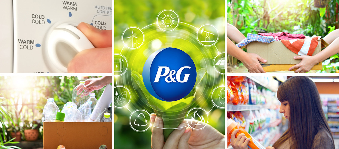 Create an out-of-the-box activation for P&G and its retailers that engages consumers to become more sustainable!
