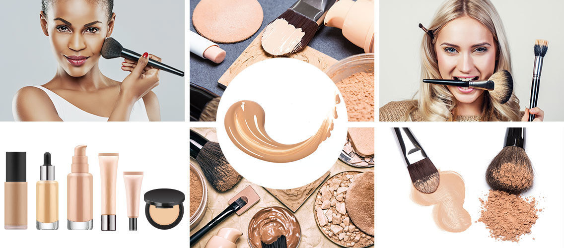 Disruptive solution for the ultimate skin foundation