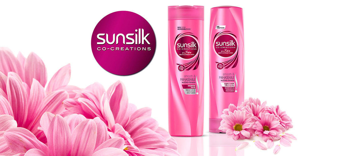 How can you make our already-loved Sunsilk Pink shampoo even more desirable?