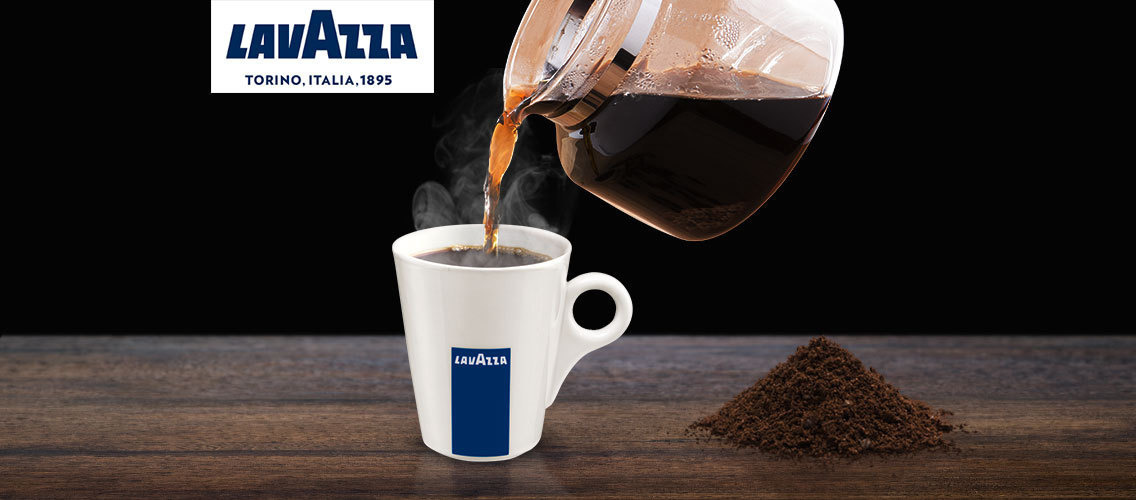 Reinventing Lavazza filter coffee for Germany!