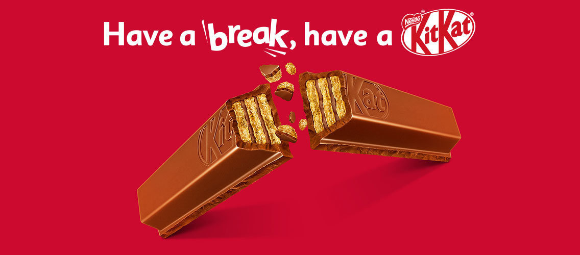Create a memorable and engaging every-day break experience to make people love KITKAT!