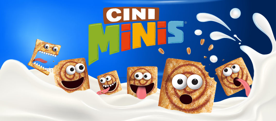 Help CINI MINIS soak up some crazy fun Gen Z culture for a new campaign!