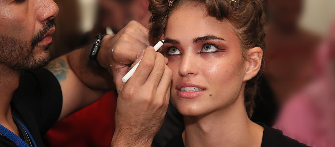 Reinvent the way women shop for a Backstage inspired make-up brand.