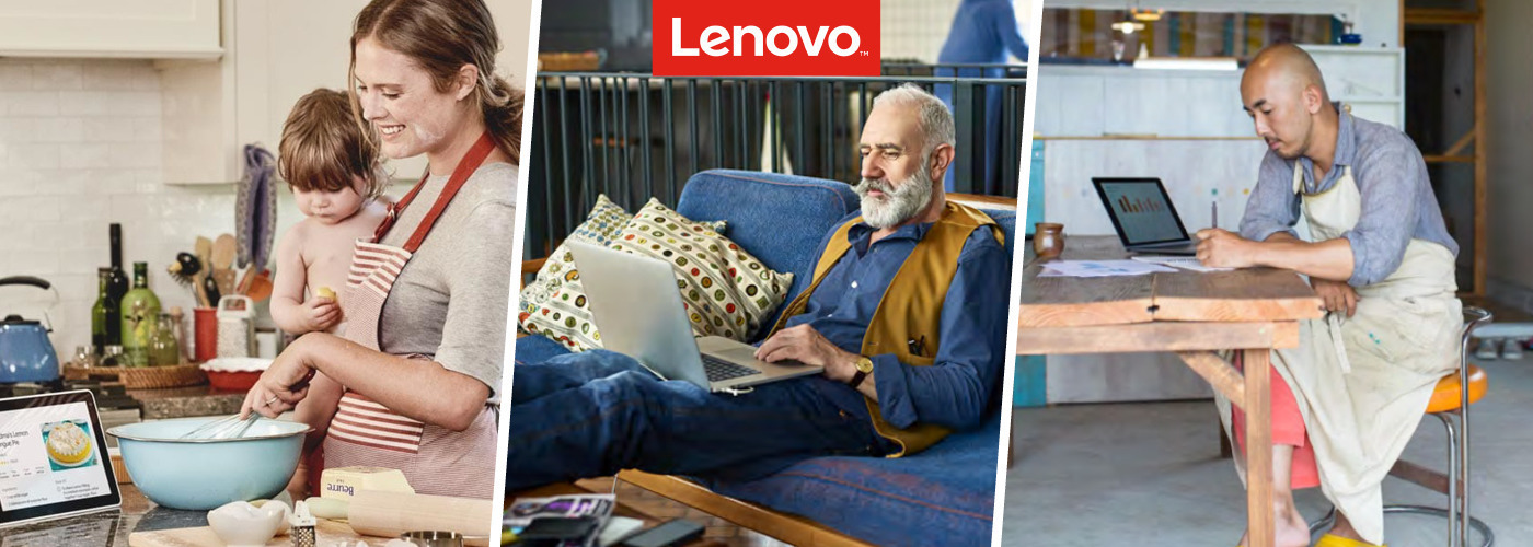 "Help Lenovo connect with people on an emotional level through a ""Smarter Technology For All"" story."