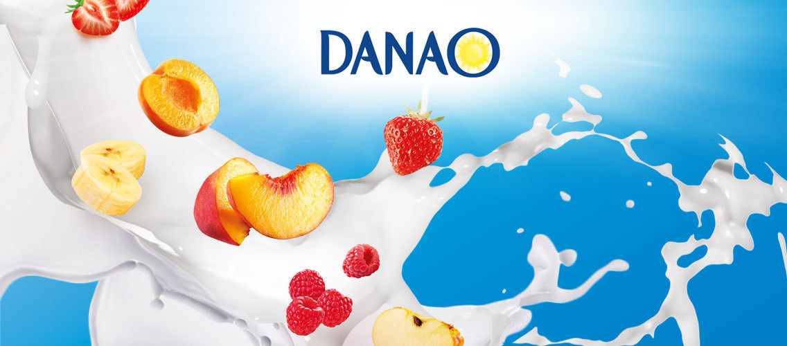 Create a new Danao that tastes great and is good for your health