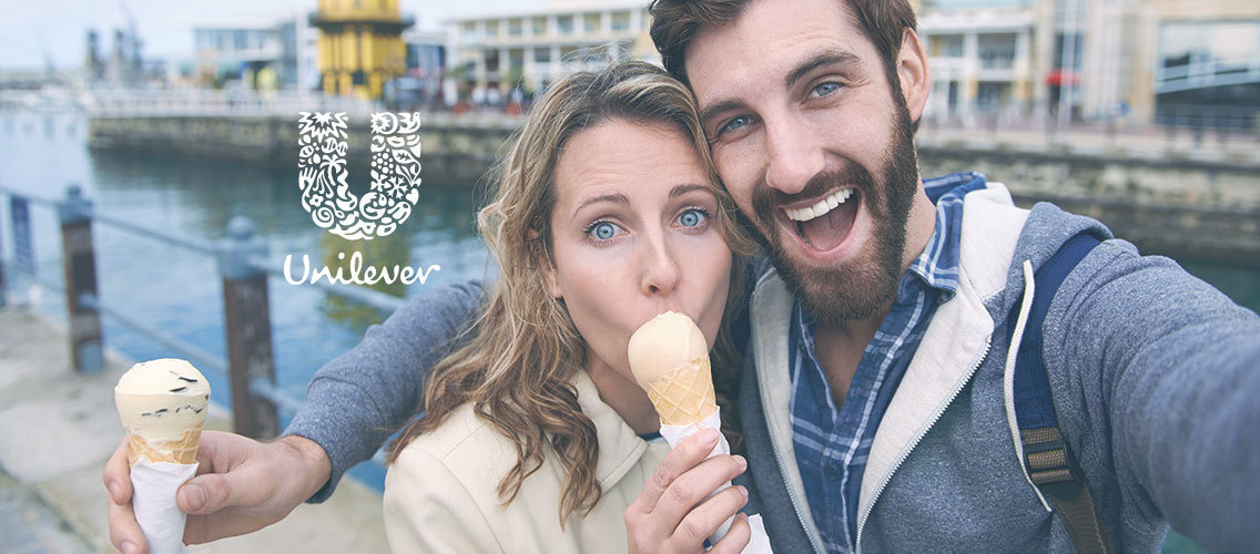 Inspire people to enjoy ice cream all year round!