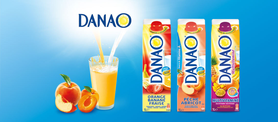 Make breakfast the enjoyable moment no one wants to skip, thanks to Danao
