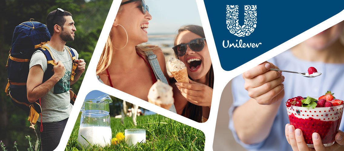 Make ice-cream that fits millennials who want to embrace a wellness lifestyle