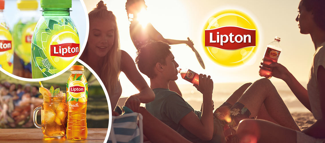 Invent breakthrough ideas for Lipton Ice Tea so we can enjoy it without the need of a plastic bottle.