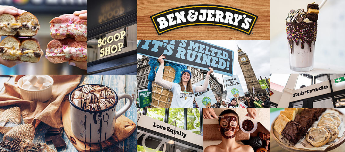 To all Ice Cream Lovers - Help Ben & Jerry's find a new category to play in and create a new proposition for people who care about the planet as much as they care about the things they consume.