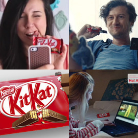 KITKAT - Snap Out of It - Storyboard