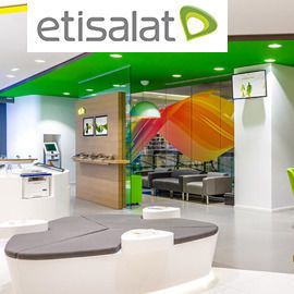 Etisalat – Telecom store of the future