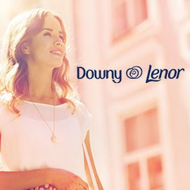 Downy/Lenor: WOW scent moments