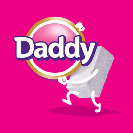 Daddy Rocks sugar