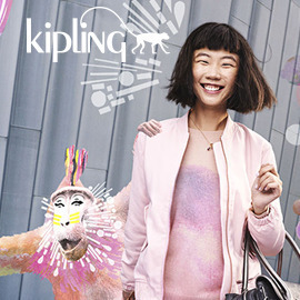 Kipling - New Category Ideas for Asia