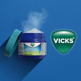 VapoRub Power of Touch (Kekuatan Sentuhan)