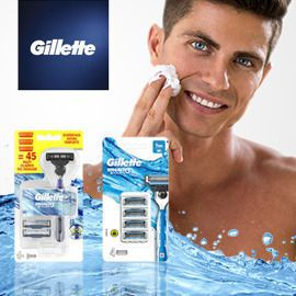 Gillette MACH3 Start razors