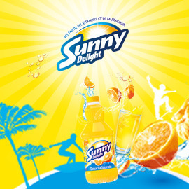 Sunny Delight for teenagers