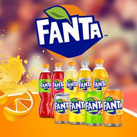 New Fanta drink