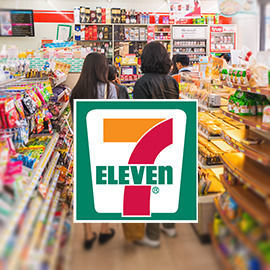 7-Eleven: a unique shopping experience!