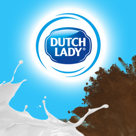 Susu Cokelat Dutch Lady