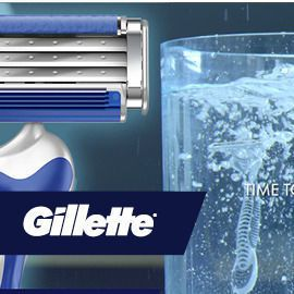 New Gillette 2-Pack