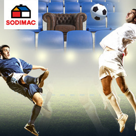 Sodimac and football