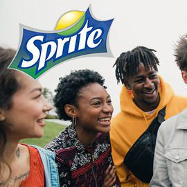 Be your own refreshing-self with Sprite!