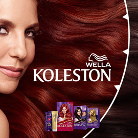 Koleston Hair Coloring