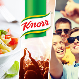 Snacks Knorr