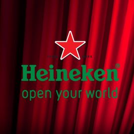 Heineken - Unlock the Legend