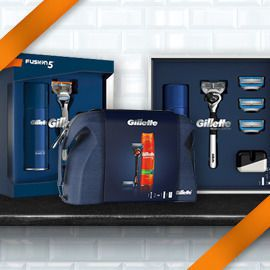New Gillette Gift-sets