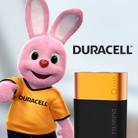 Duracell – Portable charger
