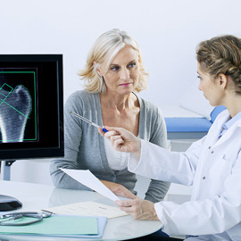 Connect Fracture to Osteoporosis