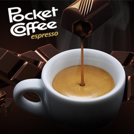 Ferrero - Pocket Coffee