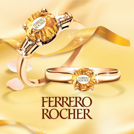 Ferrero Rocher Wedding Package