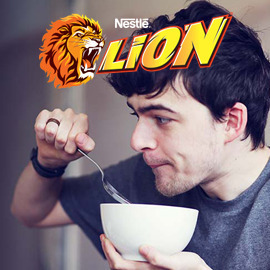 Lion Cereals - Hack our Ads