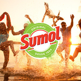 Sumol : ¡el optimismo contagioso!