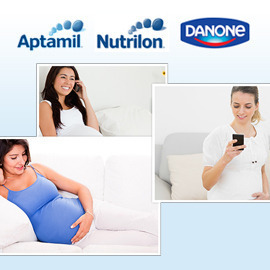 Aptamil for Pregnant women