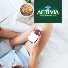 Activia Innovation: healthy convenience