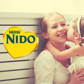 NIDO - Mother's Day Love