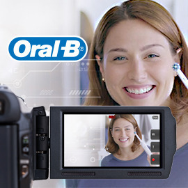 Oral-B Electric Toothbrush - Demo Video