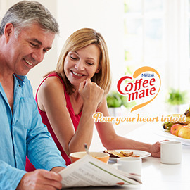 Nestlé Coffee-mate Current Users