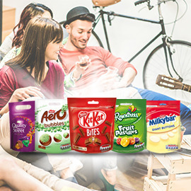 NESTLÉ: social snacking moments