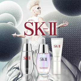 Sk-II GenOptics - Videos / Animations