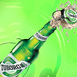 "Tuborg - ""Open for fun"""