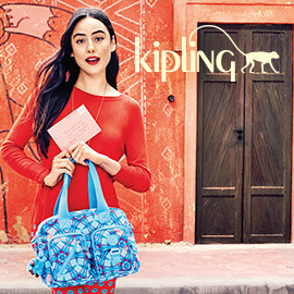 Invent a brand new must-have Kipling bag