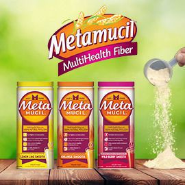 Create Dosage Mechanism for Metamucil