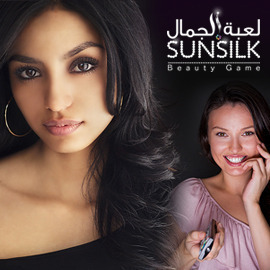 Émission de TV Sunsilk