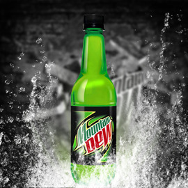 Mountain Dew - Faire le plein d'énergie